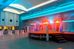 ALIATHON EVENTS-SETUP INDOOR