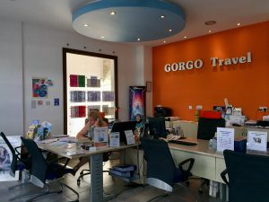 GORGO TRAVEL SHOP