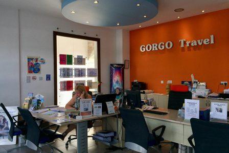 GORGO TRAVEL SHOP
