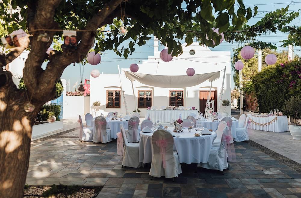 Ceremony Between Reception: Wedding Reception & Dinner Venues